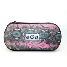 TROUSSE EGO LARGE ROSE/GRISE FANTAISIE