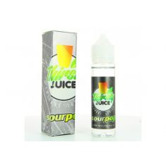 Sourpop Thirsty Juice 55ml