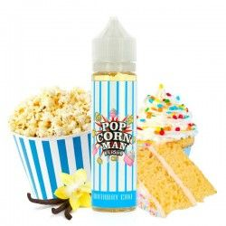 BIRTHDAY CAKE 60 ml POPCORN MAN