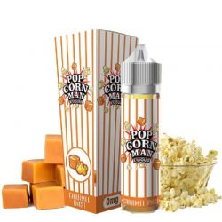 CARAMEL TWIST 60 ml POPCORN MAN