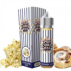 CINNAMON BUN 60 ml POPCORN MAN
