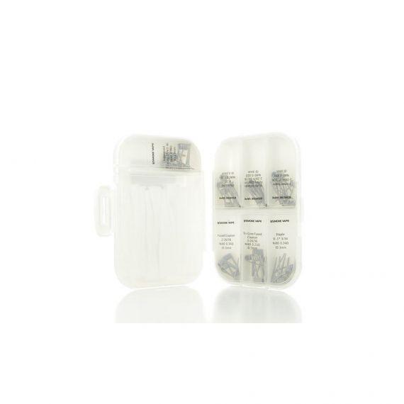 Smoke Vape Premade Coils boite 7 en 1 Ni80 42 coils